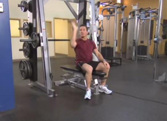 Life Fitness Smith Machine