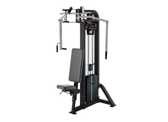 Maszyna do treningu klatki piersiowej (tzw. Butterfly) oraz tylnych mięśni naramiennych Life Fitness Signature PecFly/Rear Delt