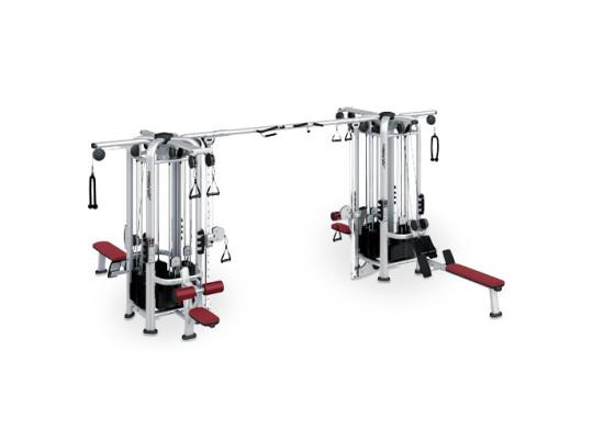 Brama 8-stanowiskowa - Life Fitness MultiJungle