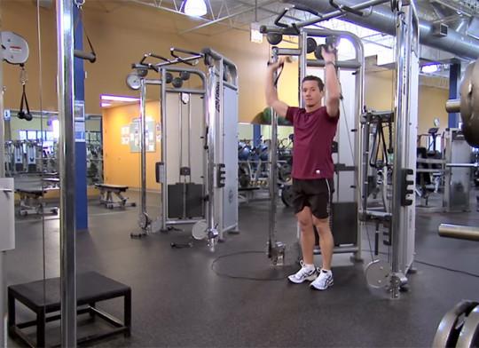 Brama Life Fitness Dual Adjustable Pulley (ciężar stosu 195kg)