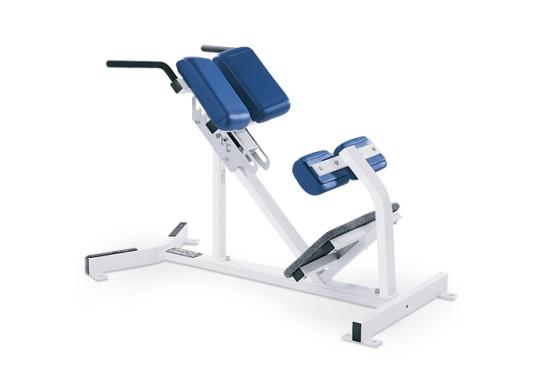 Ławka do treningu dolnych części pleców (tzw ławka rzymska)
