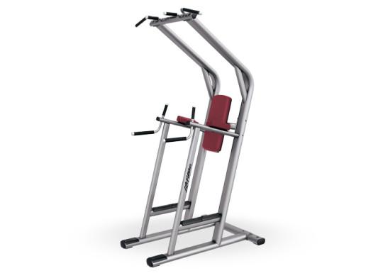 Uniwersalne urządzenie do unoszenia nóg, pompek szwedzkich oraz podciągania Life Fitness