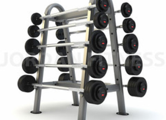 Zestaw 10 sztang złożonych 10kg-45kg